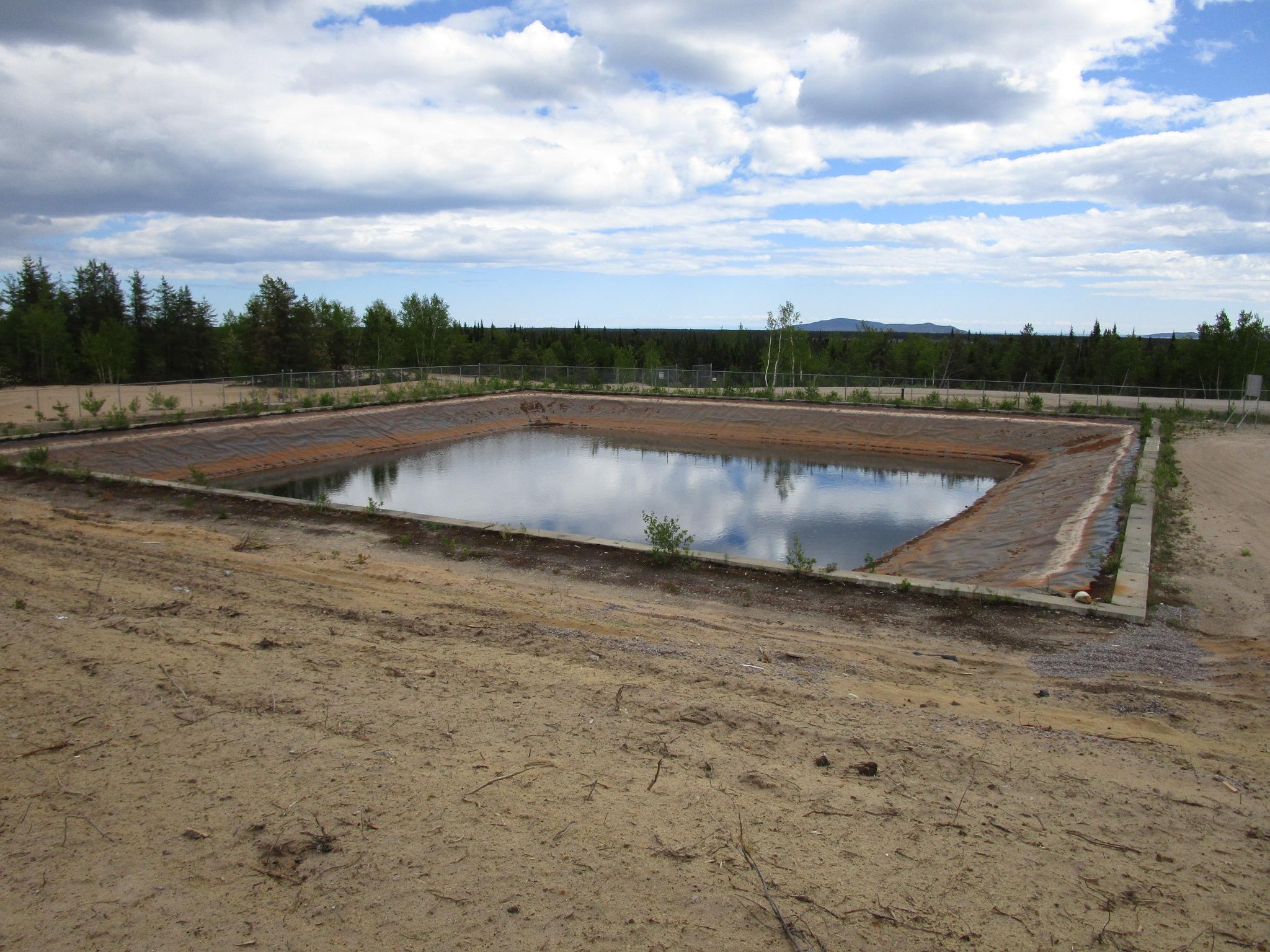 1,4 million $ pour un bassin de rétention des eaux - Le ...