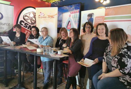 Journée internationale des droits des femmes : lancement des activités de la Marche mondiale des femmes 2020