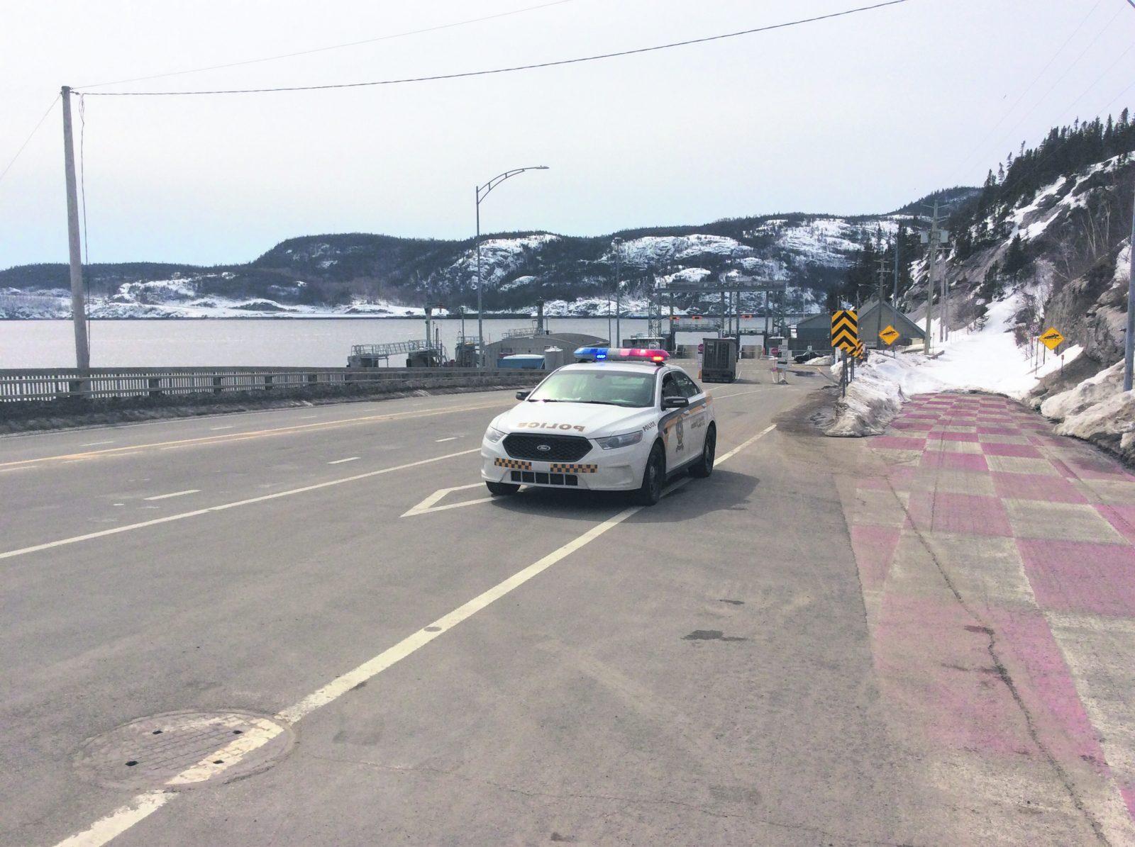 Barrages routiers levés à Tadoussac et Sacré-Cœur : la MRC de La Haute-Côte-Nord dénonce cette décision