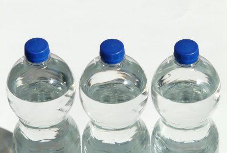 Fini les bouteilles d'eau en plastique