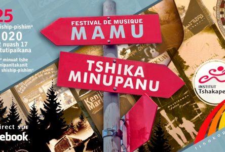 L'Institut Tshakapesh rassemble les artistes innus pour le Festival Mamu Tshika Minupanu