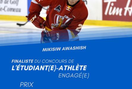 Mikisiw Awashish finaliste au prix Alec-Reid