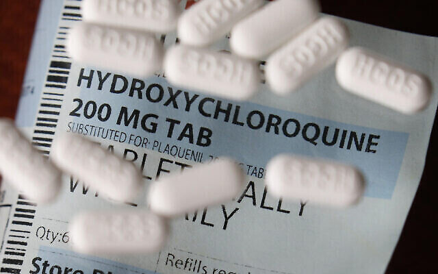 COVID-19 : attention avec la chloroquine, prévient Santé Canada