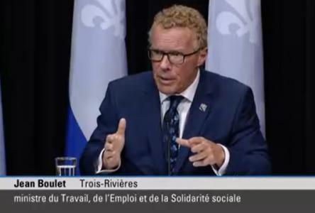 Québec injecte 100 millions $ pour la formation des employés