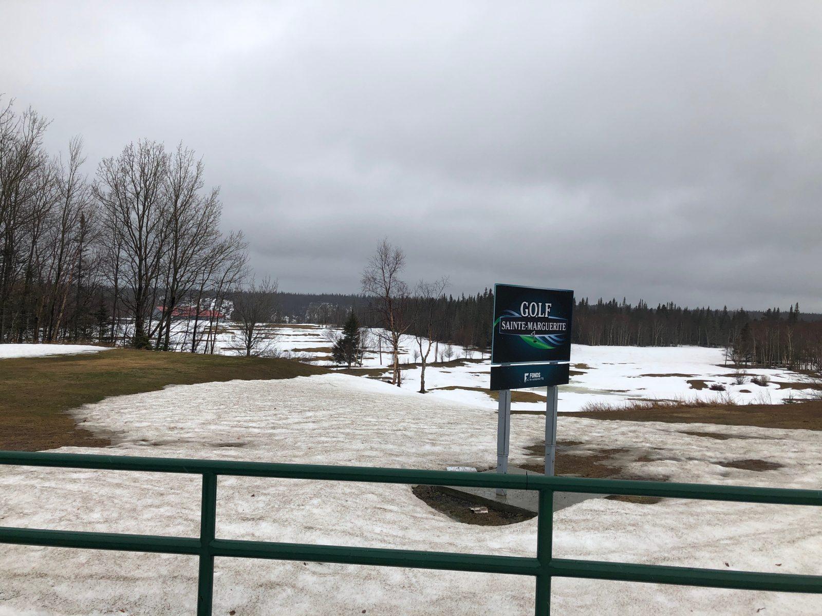 Le Club de golf Ste-Marguerite est attente des directives pour lancer sa saison