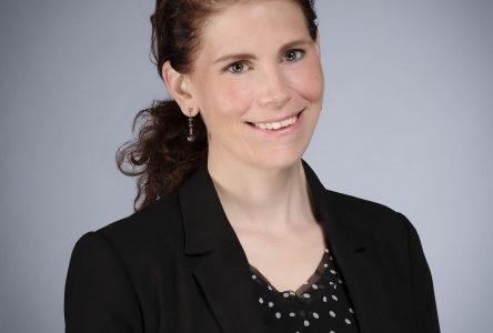 Une nouvelle directrice pour le Créneau d'excellence RSTM Côte-Nord