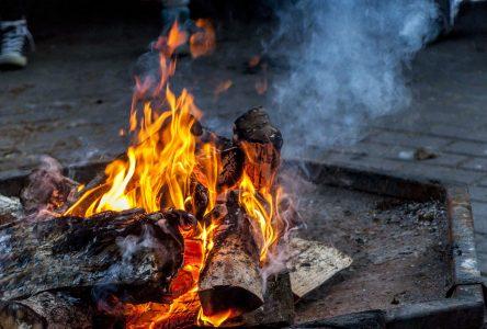 Interdiction de feux à ciel ouvert à Sept-Îles