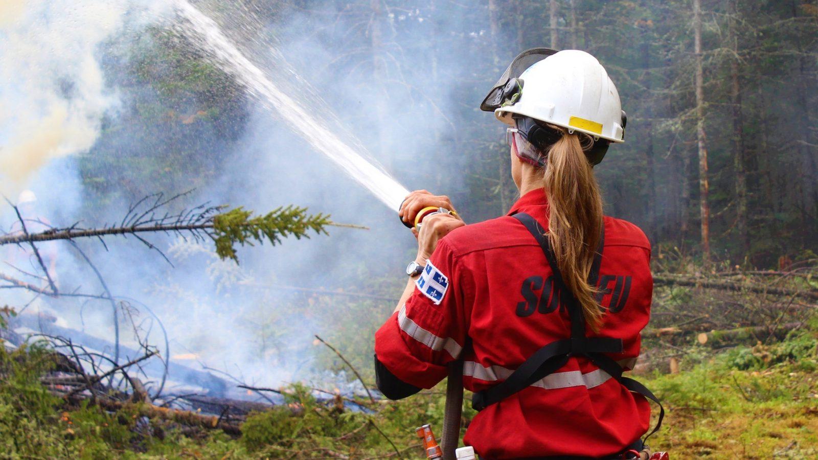 Des risques d'incendies plus élevés