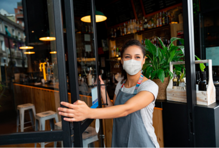 Déconfinementdes salles à manger et des terrasses: ce qu'il faut savoir