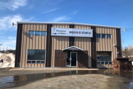 Ouverture d'un nouveau magasin de réemploi à Port-Cartier par Ressource le Phare
