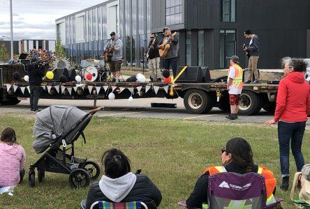 Journée nationale des autochtones : le Centre d'amitié autochtone de Sept-Îles affiche ses couleurs