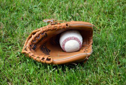 Ça sent le baseball!