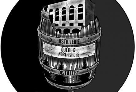 La distillerie Québec North Shore s'installe à Chute-aux-Outardes