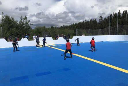 C'est partie pour la première saison de Dek Hockey Sept-Îles