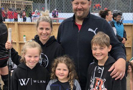 Dekhockey : une histoire de famille… et de filles