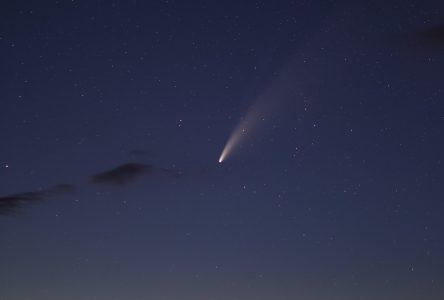 Plus qu'une semaine pour contempler la comète Neowise