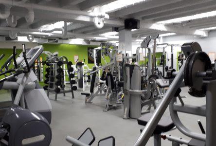 La salle d'entraînement du Centre socio-récréatif rouvre ses portes