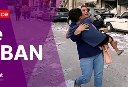 Tragédie au Liban : Développement et Paix sollicite des dons