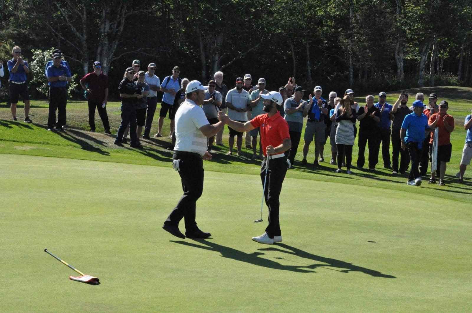 Golf : le East Coast Pro Tour s'arrêtera encore au Club Ste-Marguerite