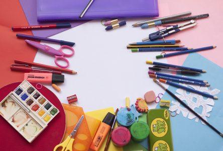 Le CRIC de Port-Cartier offre du matériel scolaire pour soutenir les familles lors de la rentrée