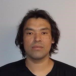 Mishta Napeu Mckenzie, l'homme qui était en liberté illégale, a été arrêté