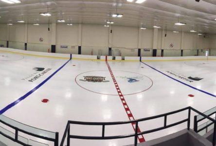 Complexe récréatif et culturel de Port-Cartier : hockey et patinage libre à l'horaire