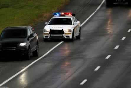 Long congé : la Sûreté du Québec demande aux automobilistes d'être prudents