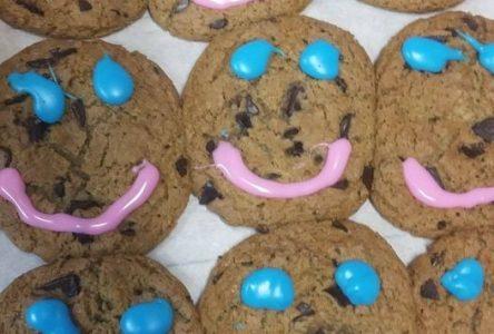 Les biscuits sourire rapportent près de 5 500 $ au Module d'épanouissement à la vie de Sept-Îles