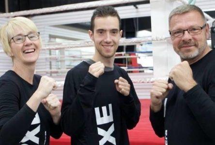 Boxe et kick-boxing au programme du Centre d'entraînement 7Î