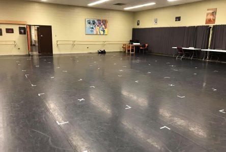 Des adaptations pour la sécurité de tous à l'école de ballet