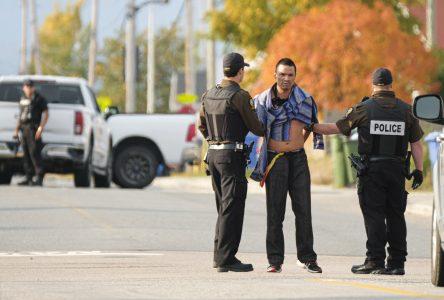 Opérations policières du 28 septembre : l'individu fait face à quatre chefs d'accusation