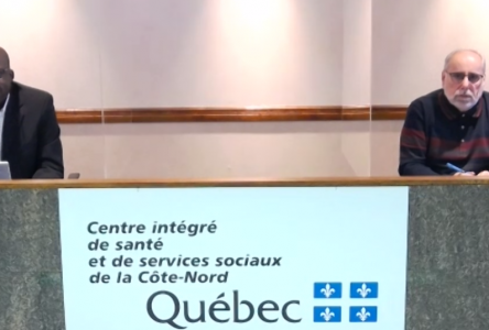 COVID-19 : Québec pourrait rendre plus restrictif l'accès à la Côte-Nord