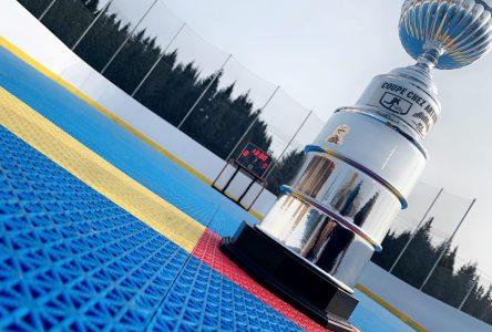 Sept-Îles a vibré pour le dekhockey