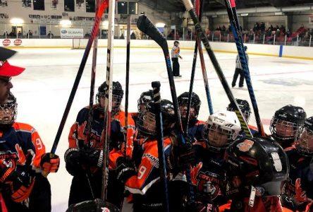 Hockey : une équipe 100% féminine