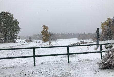 Club de golf Sainte-Marguerite : après la neige, le Championnat des Par 3