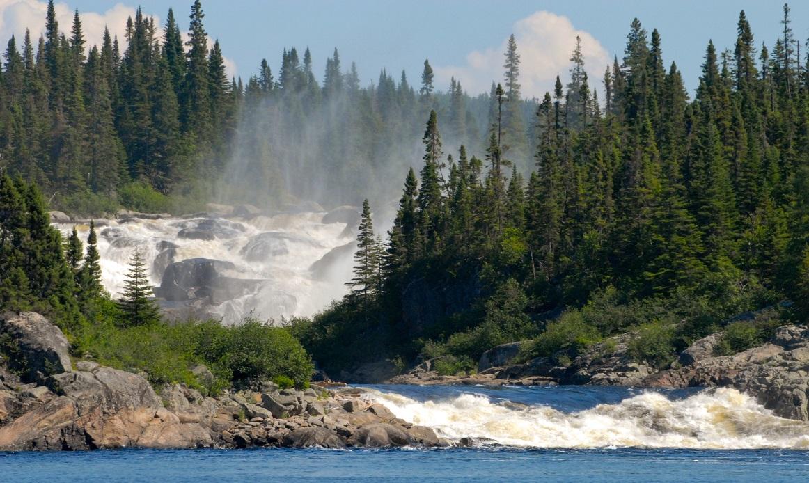 La rivière Magpie reconnue comme une « personne juridique »