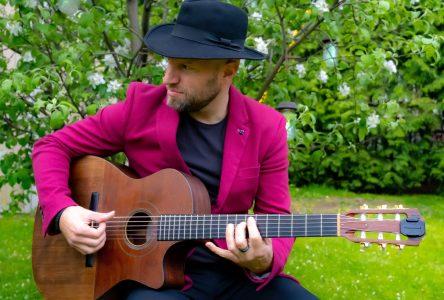 Marco Calliari, un air d'Italie sur fond de musiques du monde