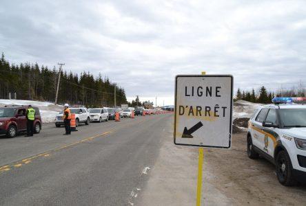 Un meilleur contrôle des entrées plutôt que le palier rouge pour le maire de Sept-Îles