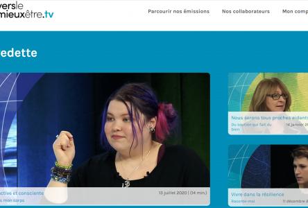 L'ACEQ transforme sa plateforme verslemieuxêtre.tv