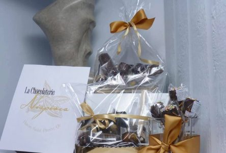 Une nouvelle chocolaterie à Havre-Saint-Pierre