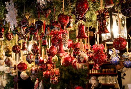Marché de Noël et Père Noël réel pour les Galeries Montagnaises