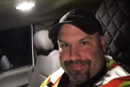 Pascal Lessard sauve la vie d'une automobiliste