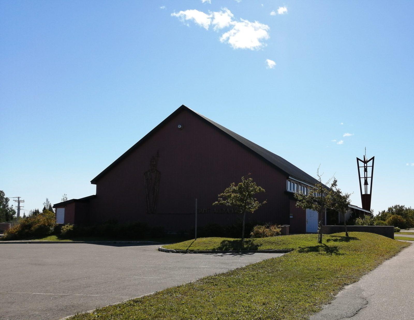 L'église Saint-Alexandre citée à titre d'immeuble patrimonial par la Ville de Port-Cartier