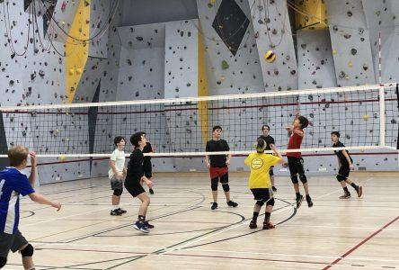 Le volleyball, toujours en bonne santé à Sept-Îles