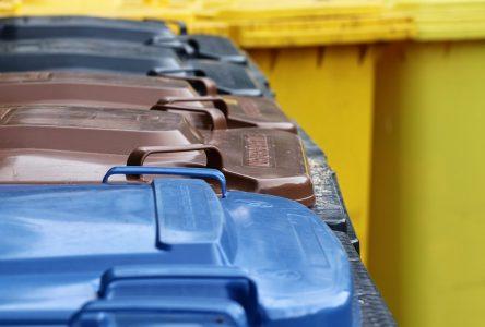 Une aide financière pour inciter les PME à recycler