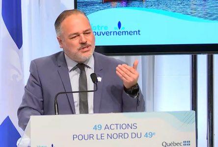 Un plan gouvernemental de 49 actions pour développer le Nord