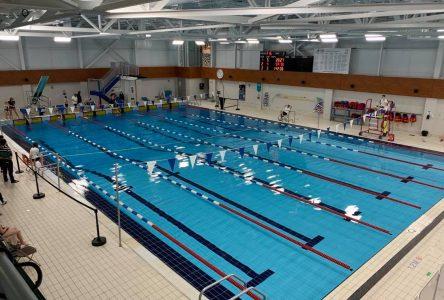 Le Club de natation de Sept-Îles organise la première compétition au Québec