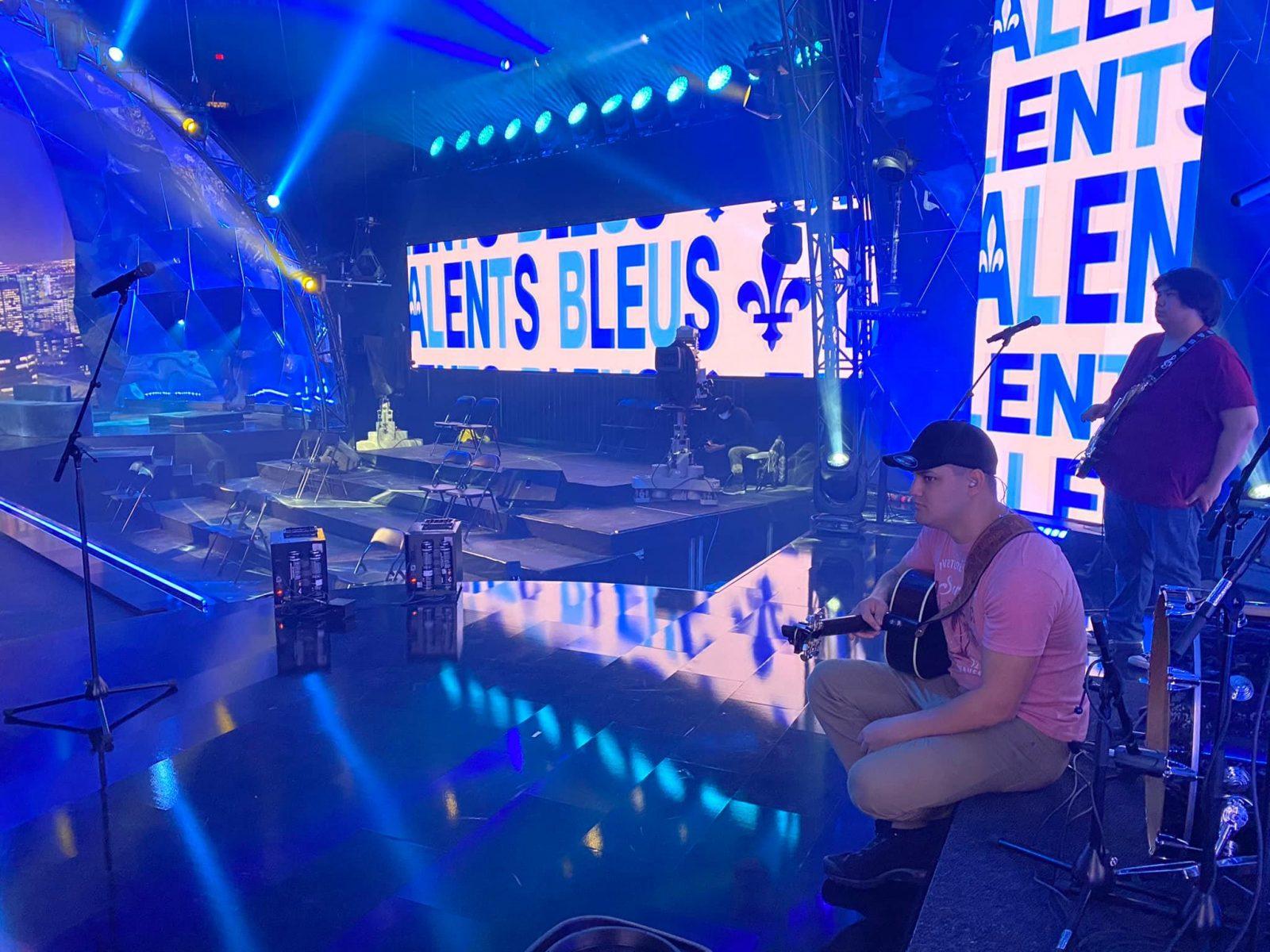 Talents Bleus : Place à la demi-finale pour Scott-Pien Picard