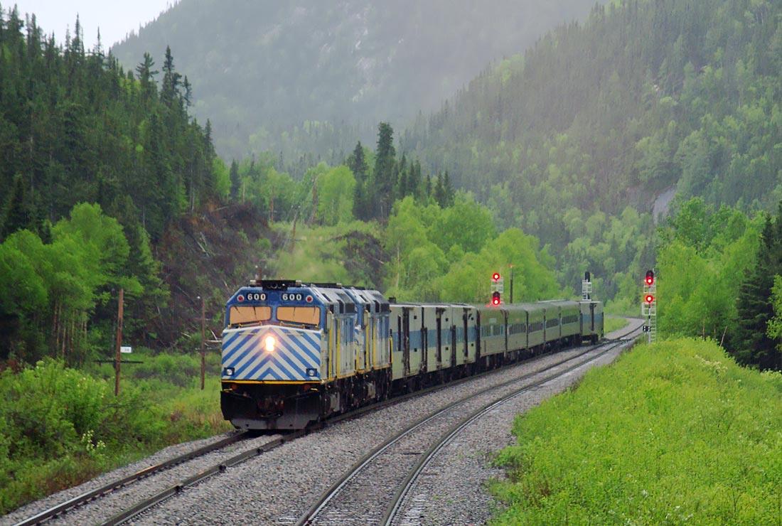 Transport ferroviaire Tshiuetin célèbre ses 15 ans