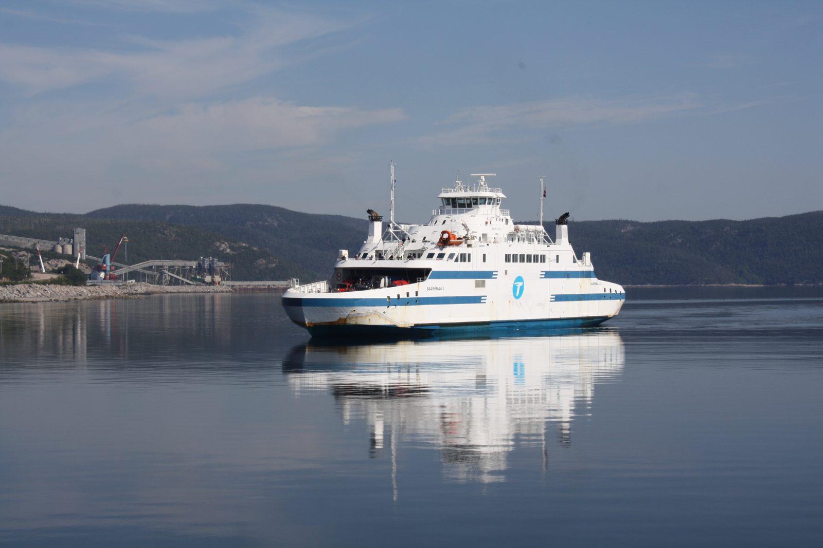 Traverse Matane-Côte-Nord : retour aux derniers départs du jour à 17 h
